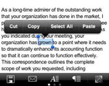 Documents to Go Productivity for iPhone